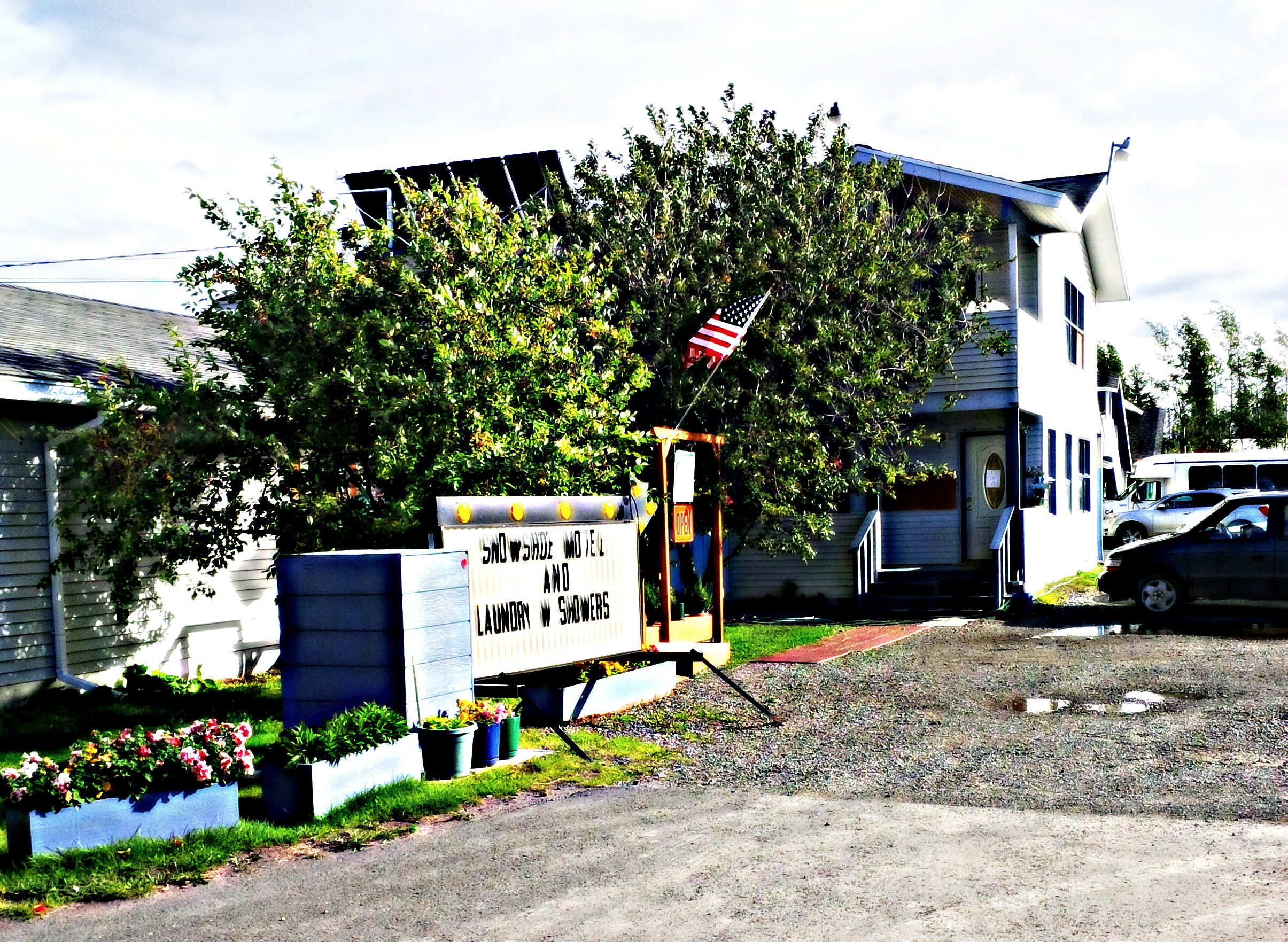Snowshoe Laundromat - Laundry Services Available in Tok Alaska